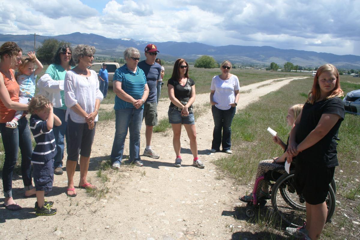 "Fifth-graders host ""Thank You Walk"" at Teller Wildlife Refuge"