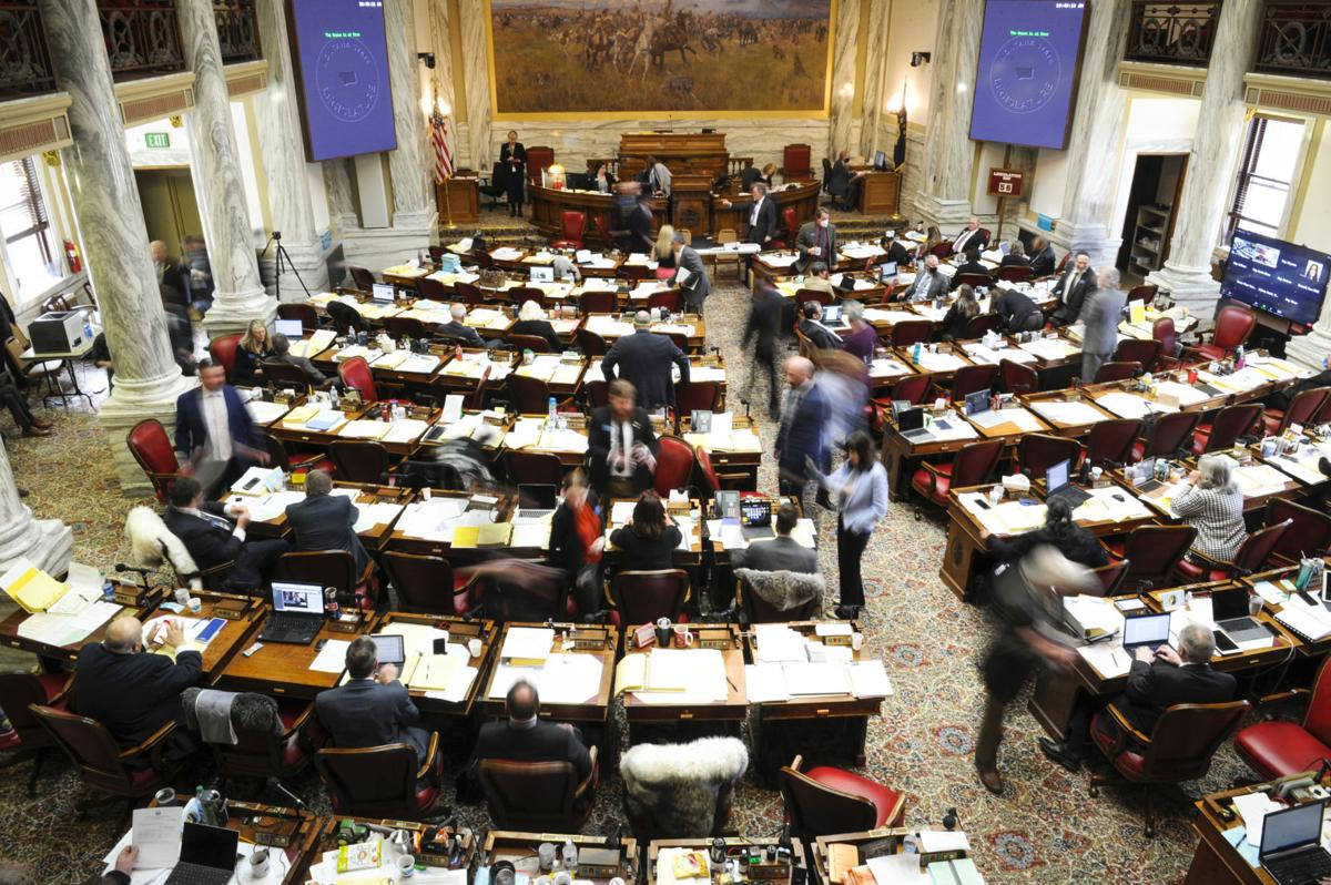 Montana Legislature- House Bill 2