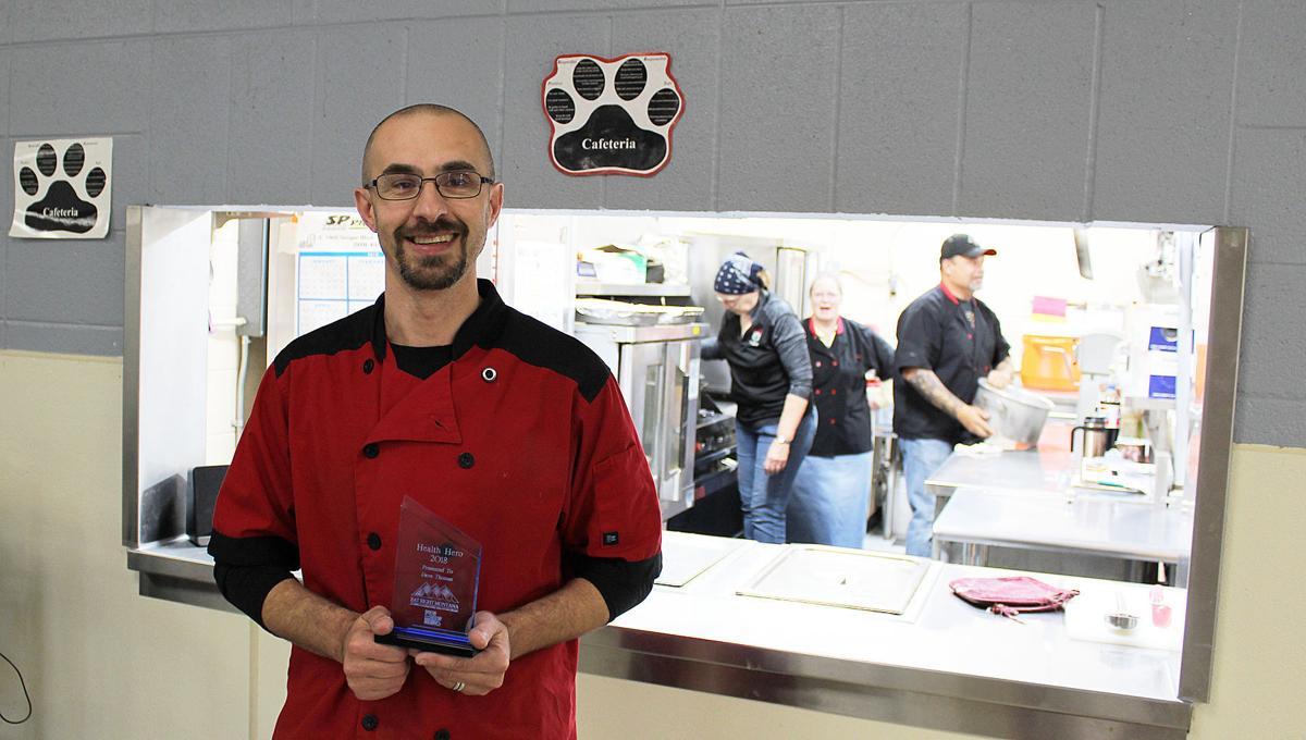 Darby Dave Thomas Award