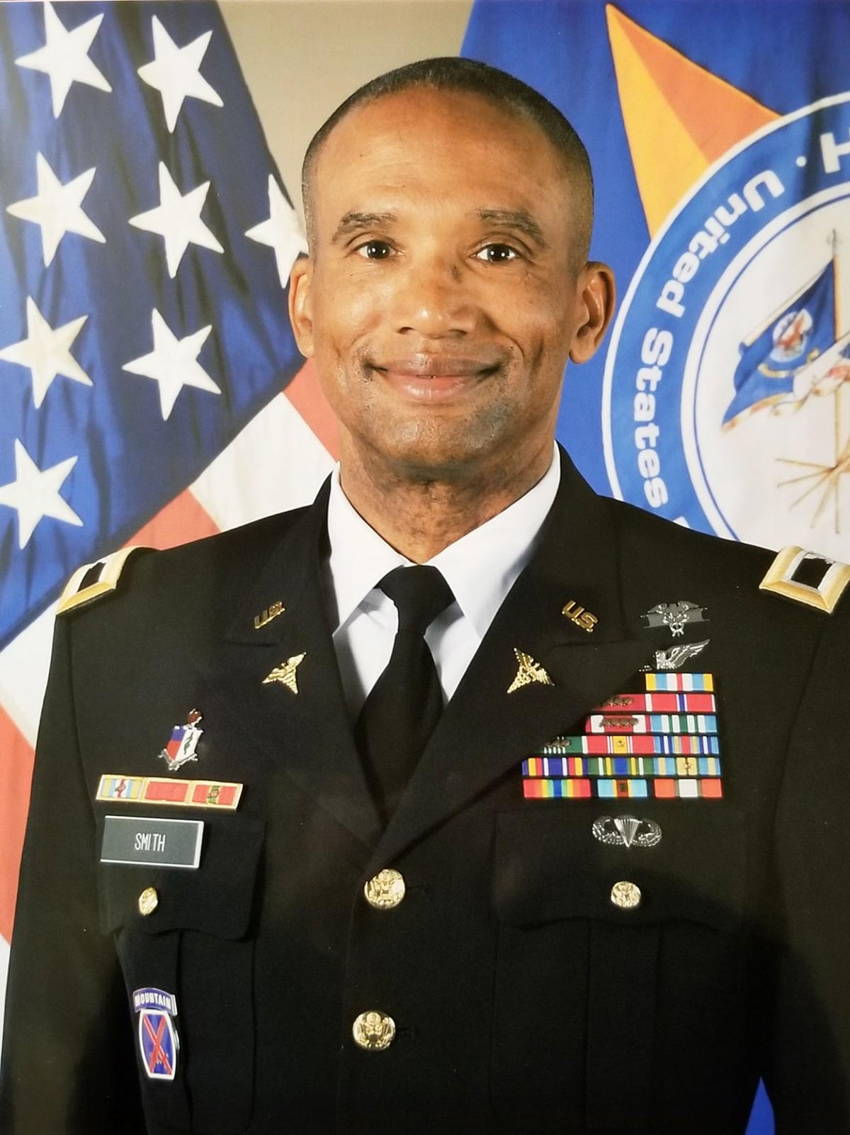 Smith Colonel Ronald Smith