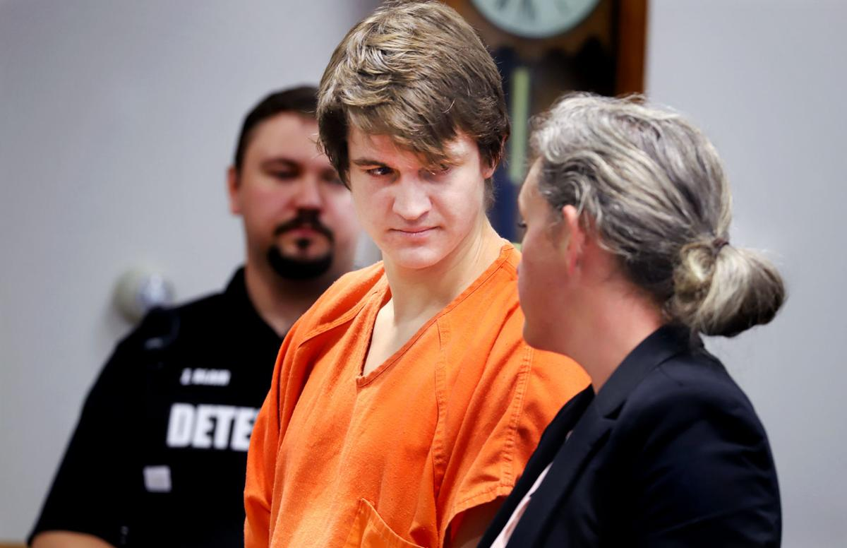 Stevensville man sentenced to life plus 20 years in double homicide