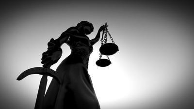 Crime law court