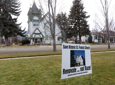Board finalizes decision on Hamilton historic church