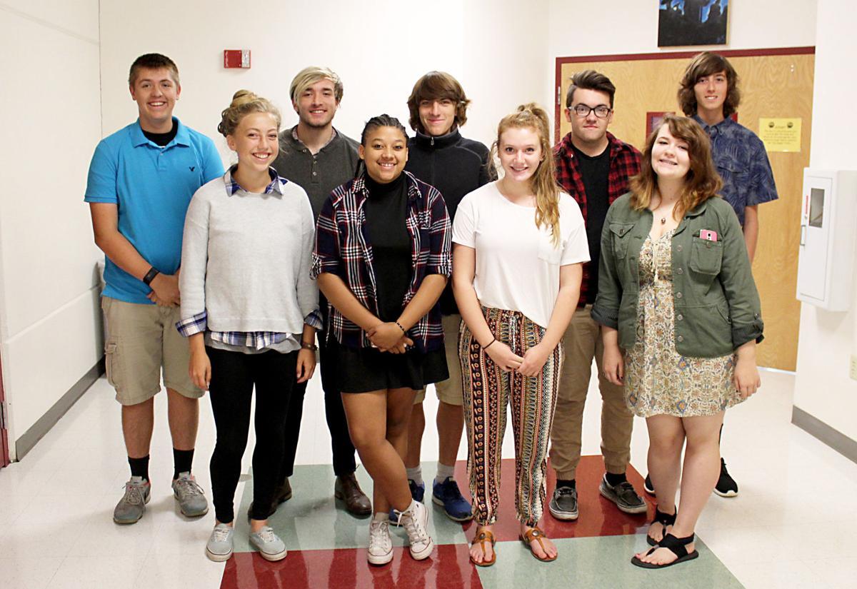 Hamilton High School  Montana All-State Honor Choir and Band