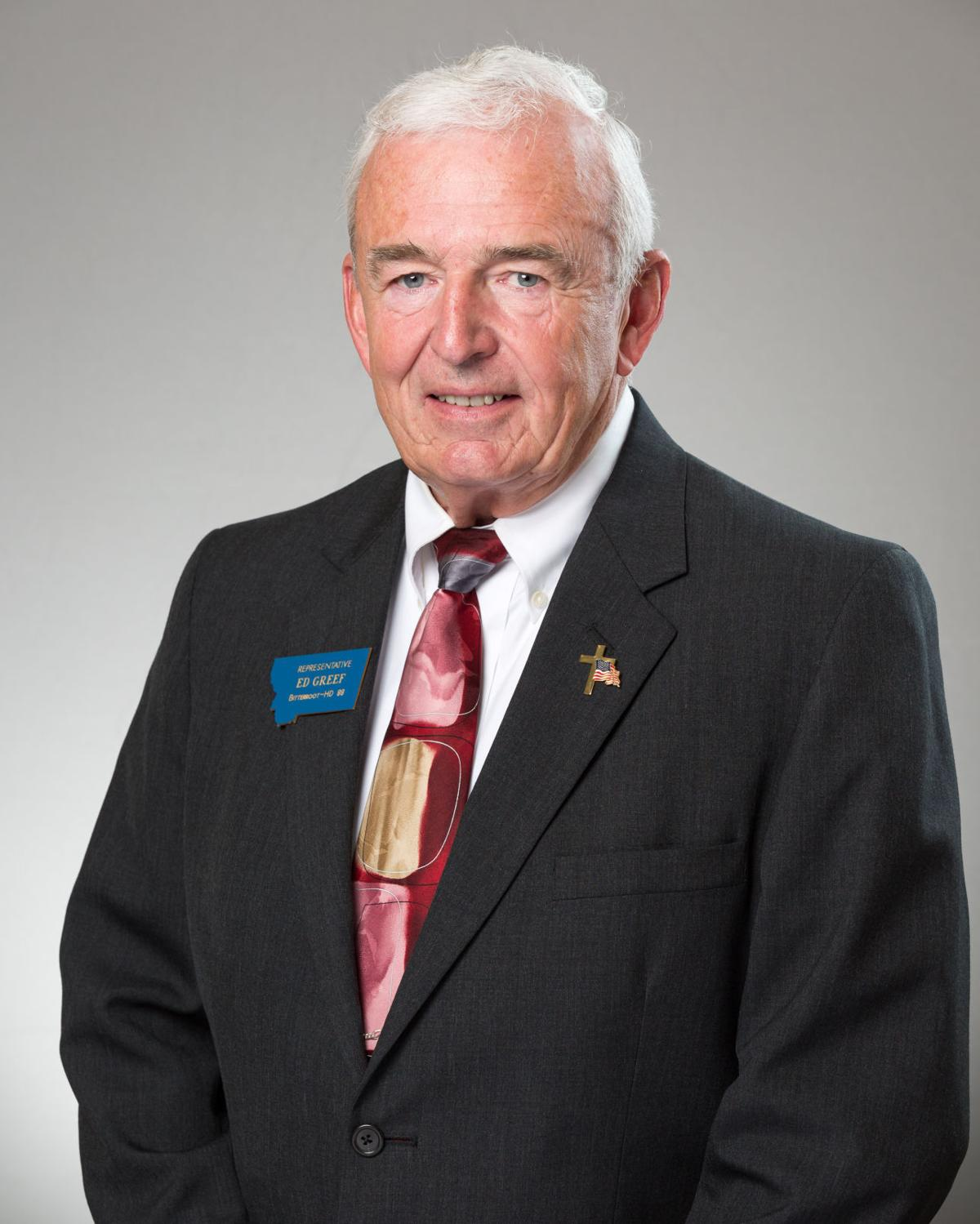 Rep. Ed Greef, HD-88