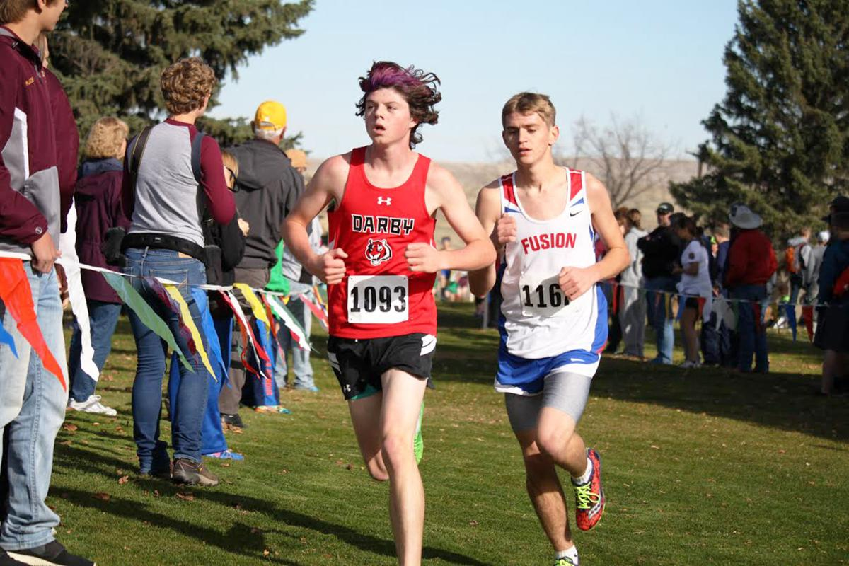 Cross country champs: Corvallis takes two team titles; Hamilton, Darby runners place first