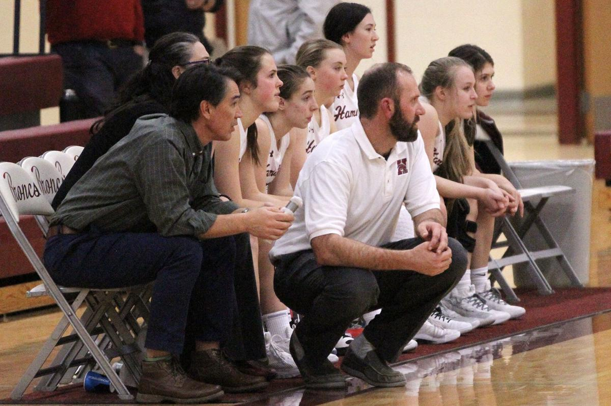 HHS GBB Richard Griffin and bench