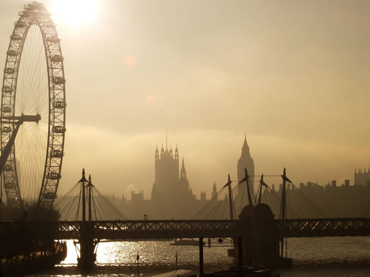 London morning