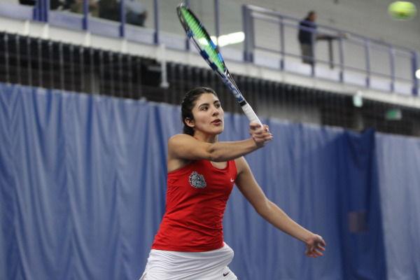Montana-Gonzaga tennis