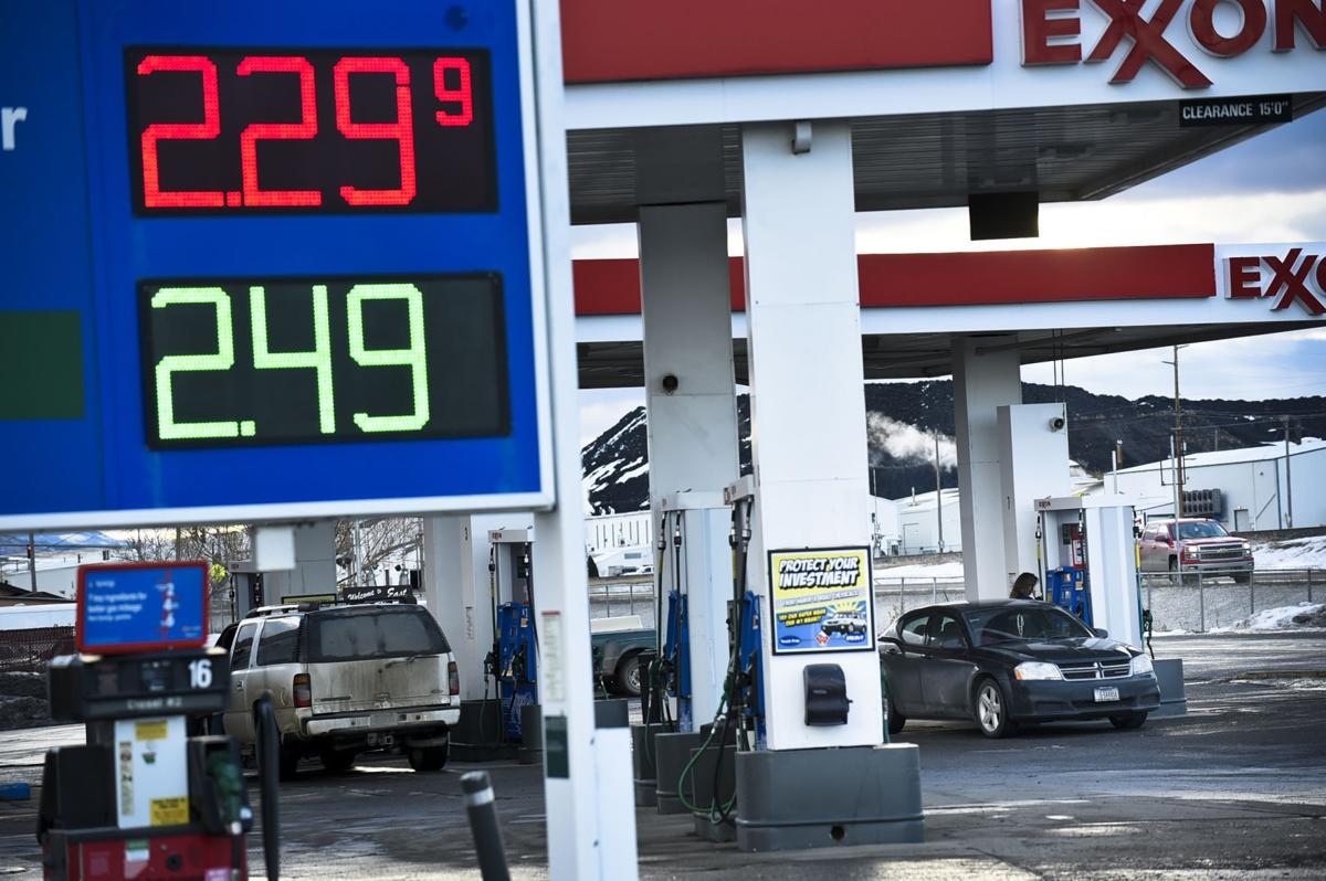 Gas tax increase proposed