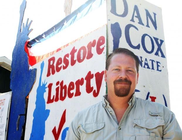 Cox hopes debates will help spread his message