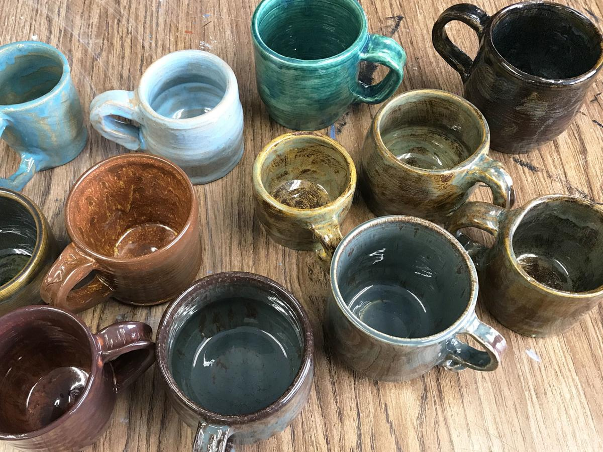 Darby Art Cups