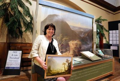 Wild land artistry: Thomas Cole exhibit comes to Ravalli County Museum