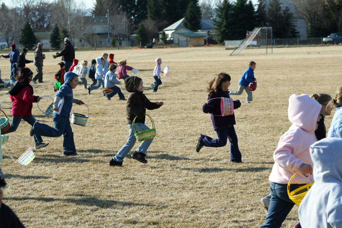 Corvallis Egg Hunt