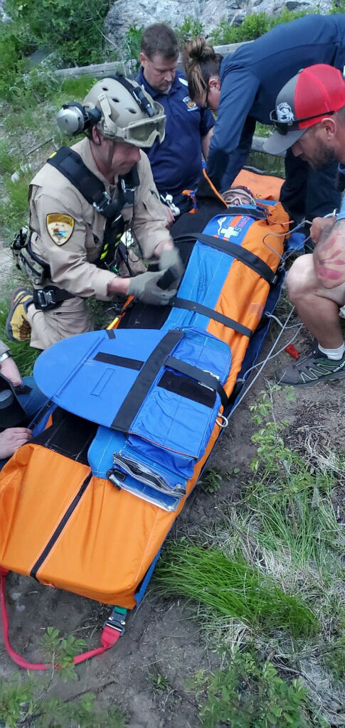 Hamilton woman recovering following weekend helicopter rescue