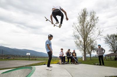 Hamilton skatepark nears fundraising goal