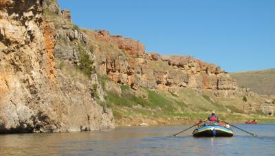 Upper Missouri River