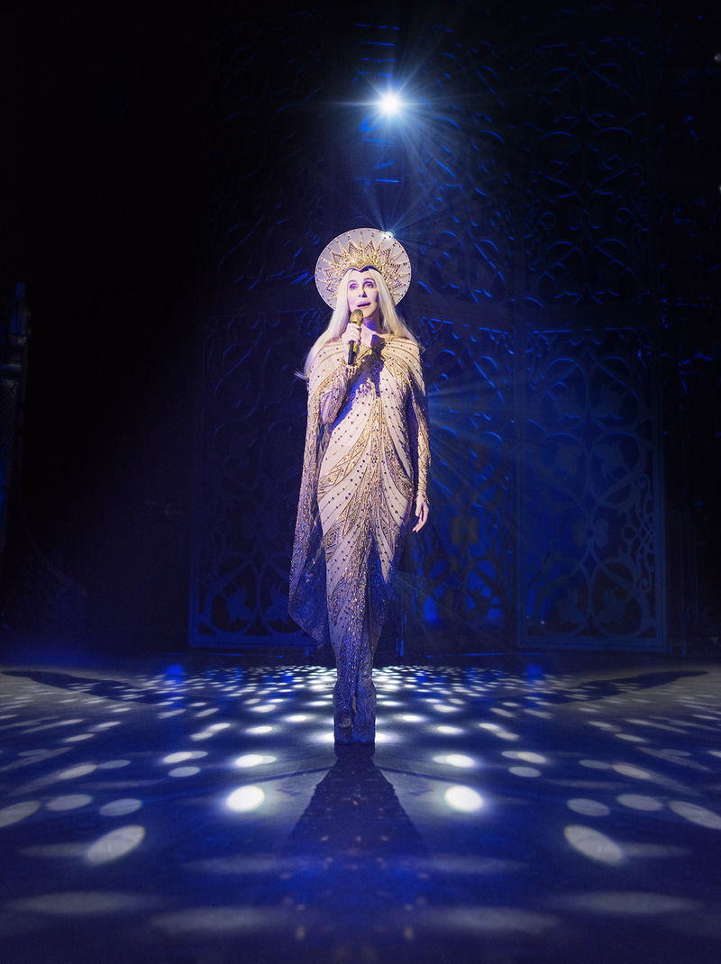 Cher in Vegas, 2017