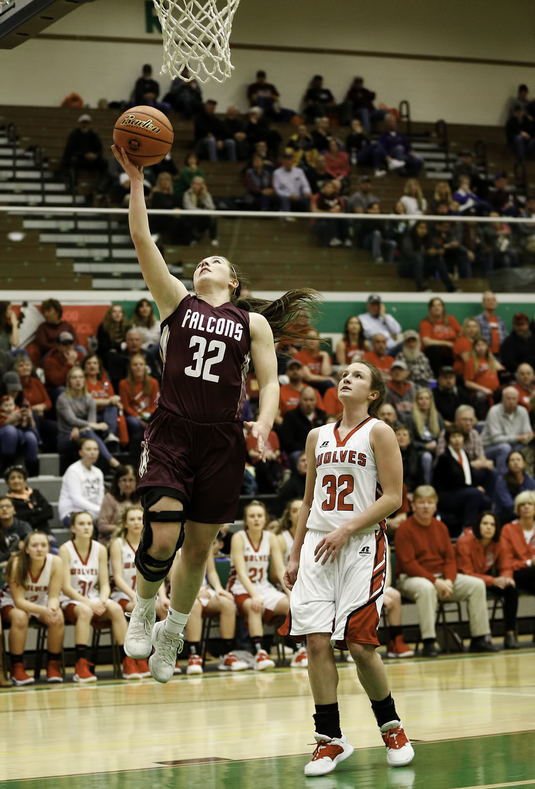 State B girls basketball: Florence-Carlton vs. Three Forks
