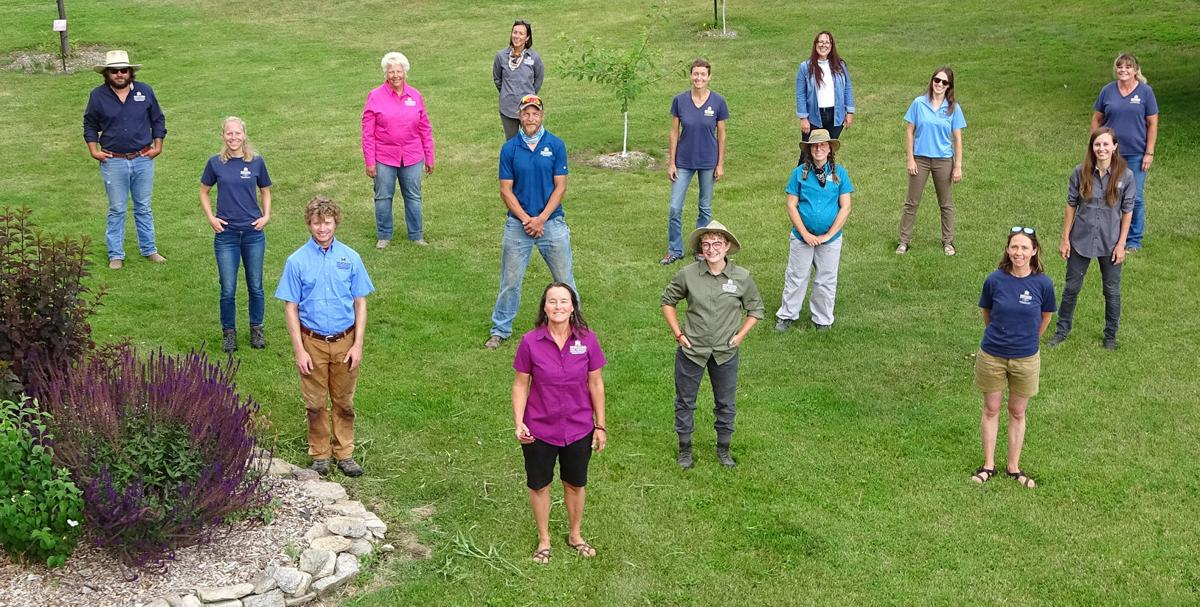 Western Agricultural Research Center staff