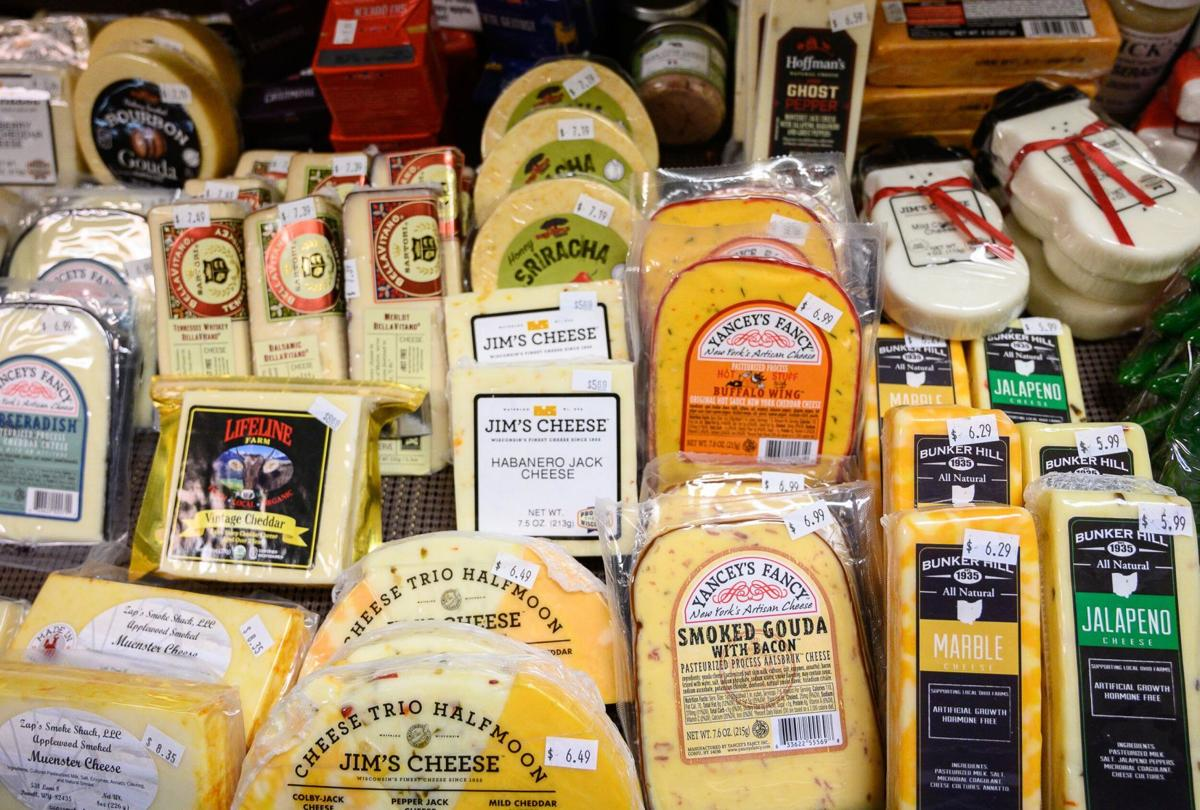 Chalet Market Cheese Selections