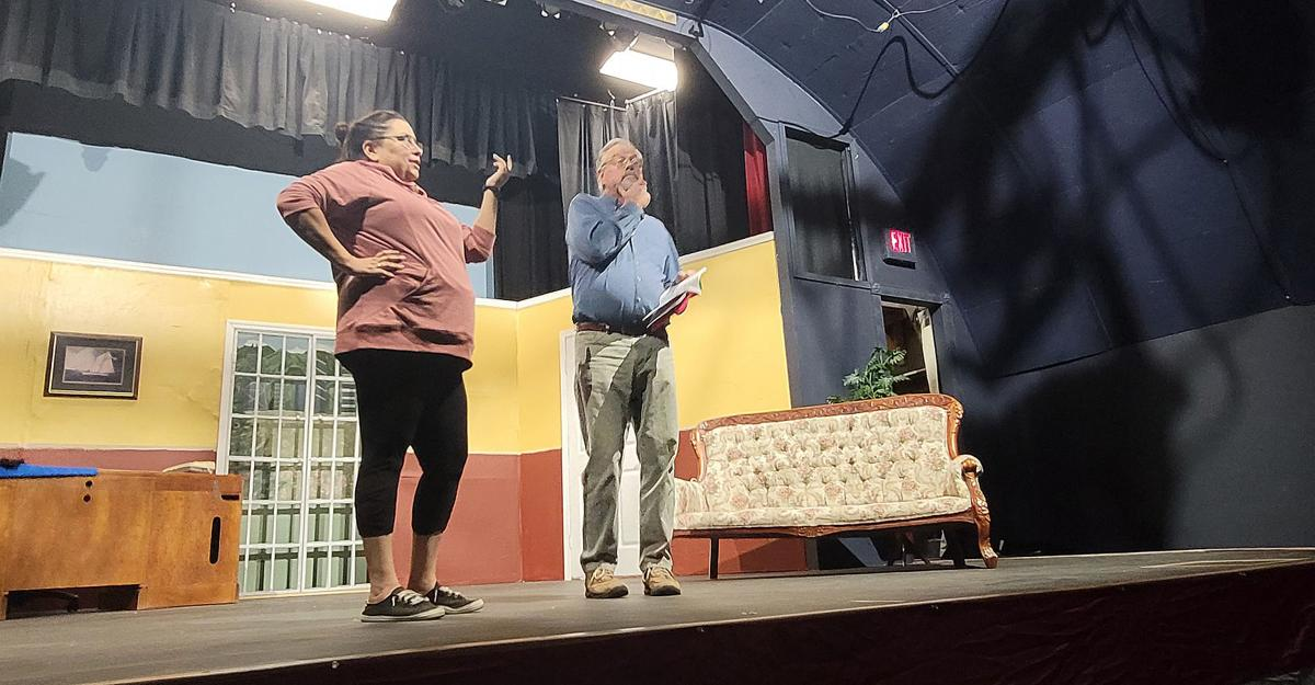 """Stevensville Playhouse presents """"The Outsider"""" a hilarious political satire"""