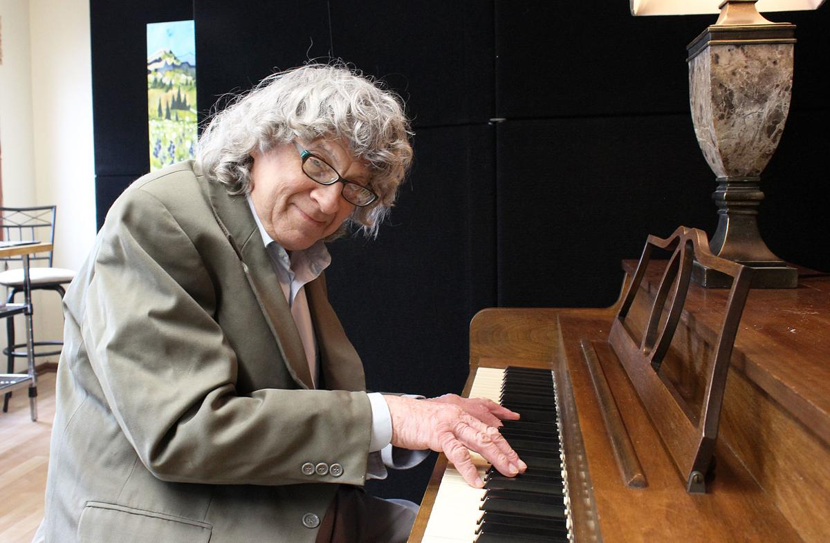 Kostuk at piano