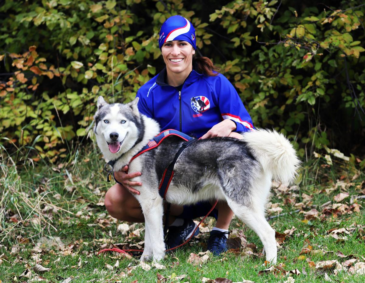 Brandi and Buck: Corvallis woman and her dog to compete in international canicross competition