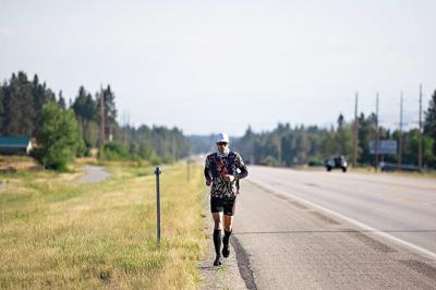 Ryan Tellock is running 100-miles for Emma's House July 17