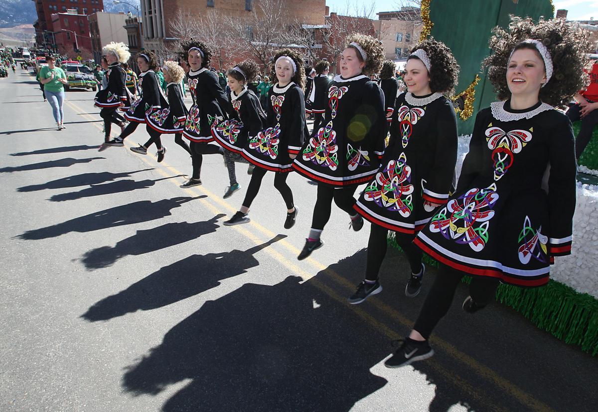 Tiernan Irish Dancers
