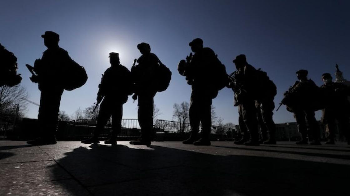 Thousands Of National Guard Members To Stay In D.C. Into ...