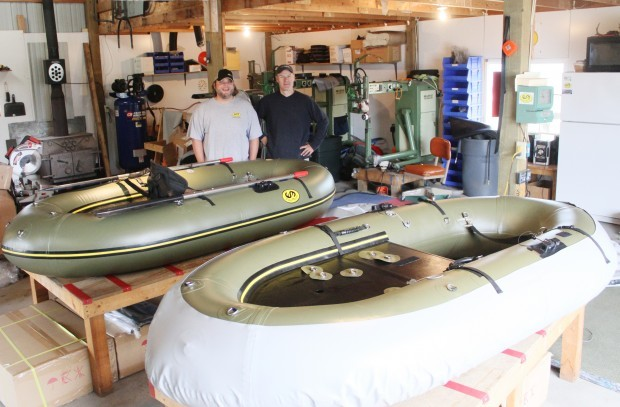 Staying afloat: Making fishing rafts is a way of life at Big