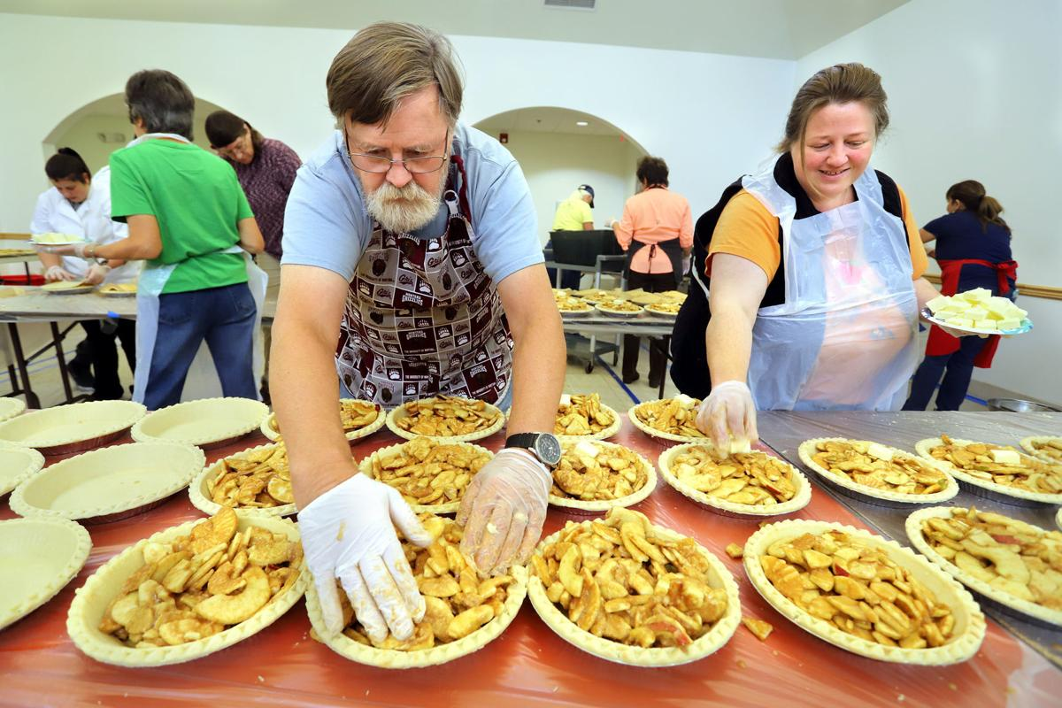 Ravalli County Museum celebrates 40th anniversary of McIntosh Apple Days