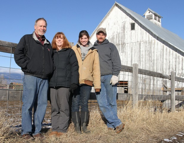 Stevensville family ranch put in conservation easement