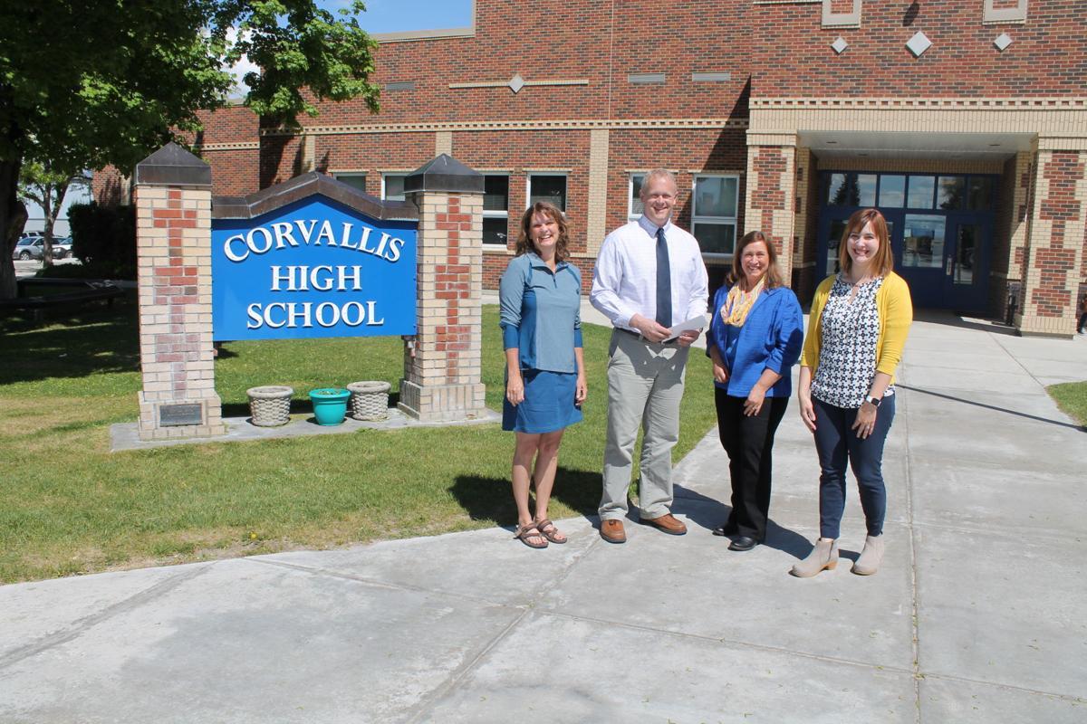 Corvallis Schools receive $6,500 grant for nurse