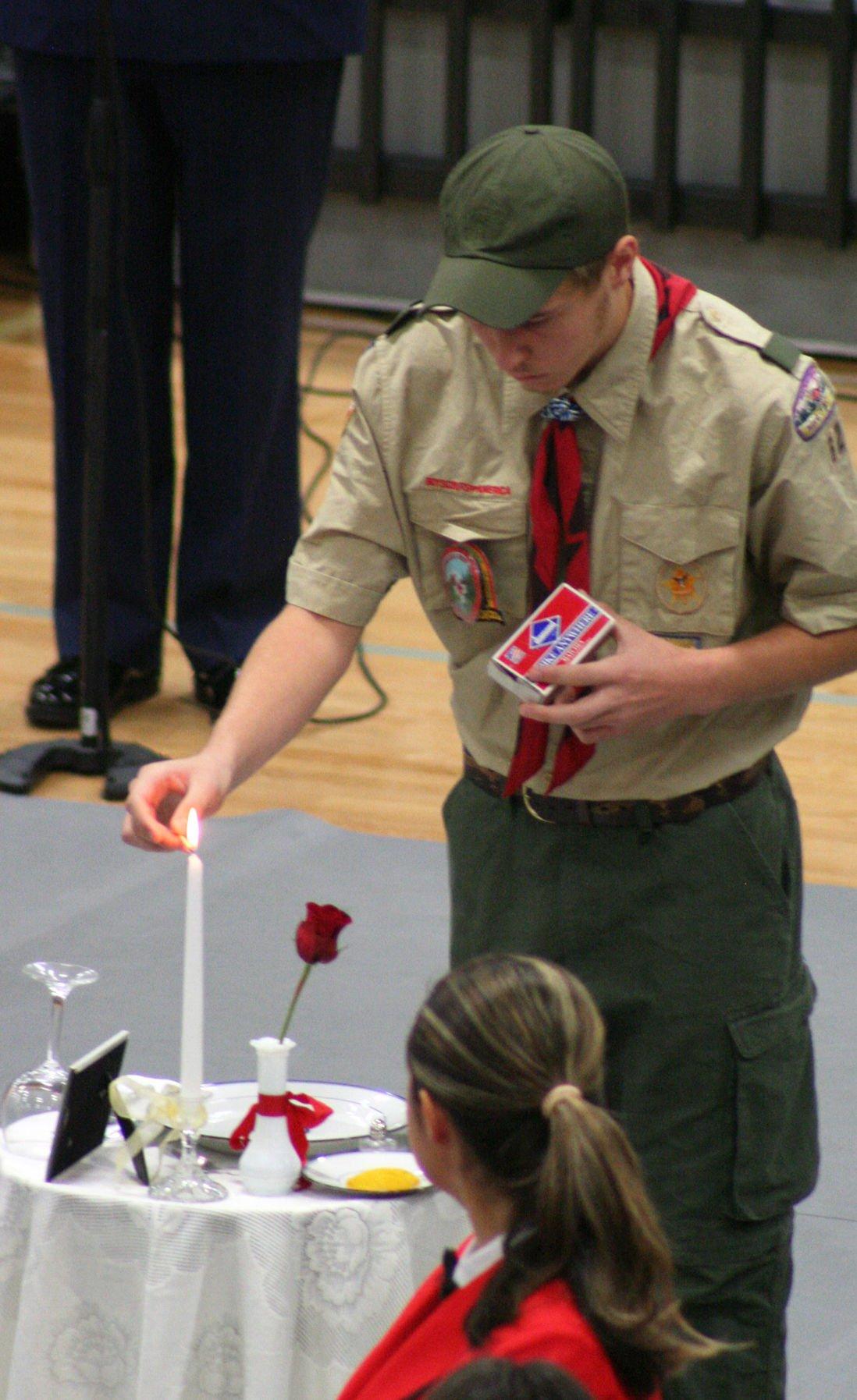 Hamilton community honors Bitterroot veterans