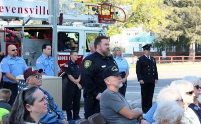 Stevensville 9/11 memorial set for Wednesday