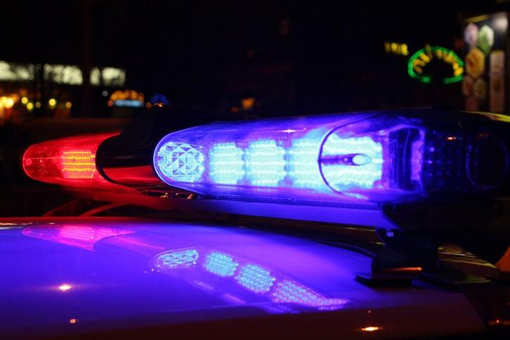emergency police stockimage