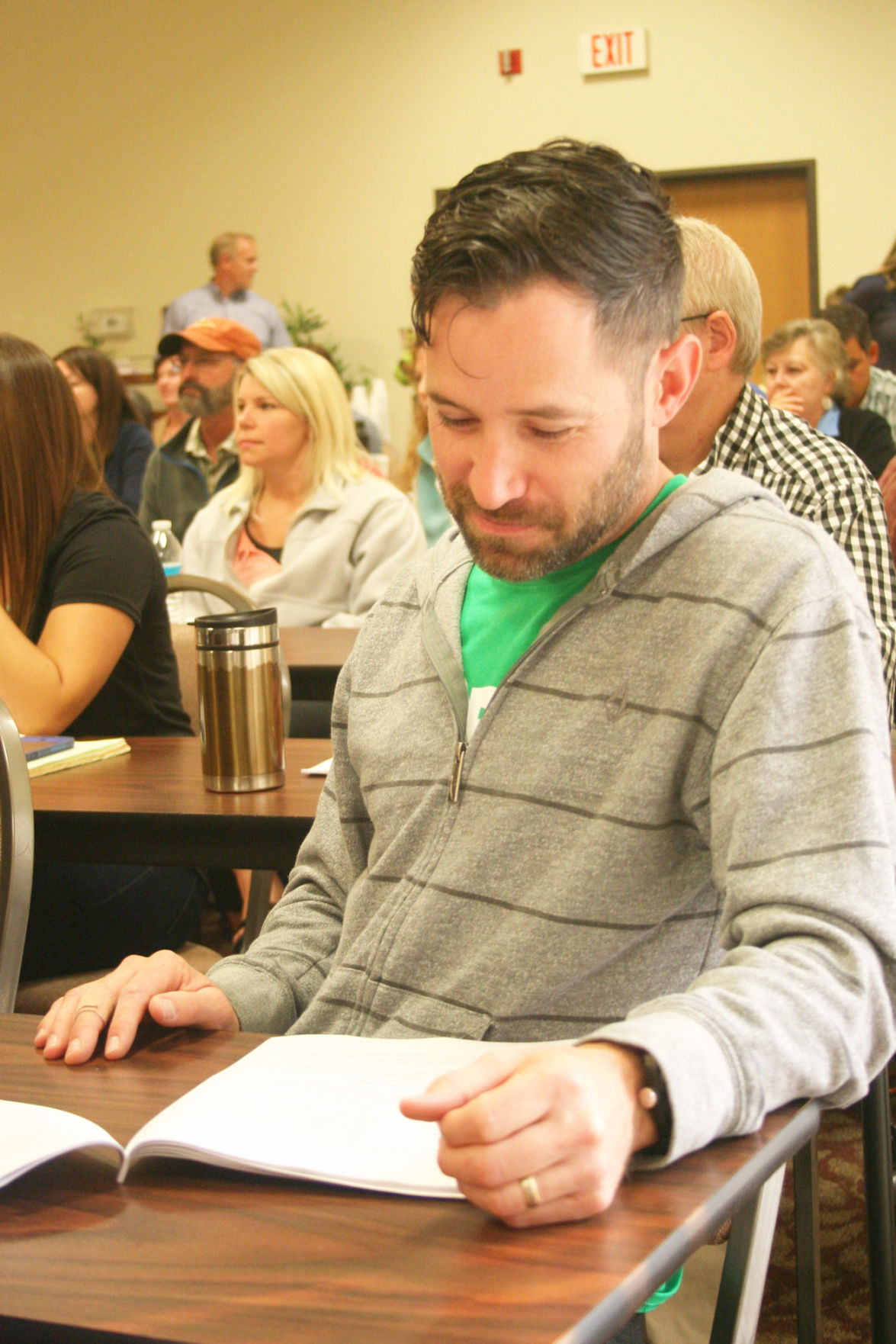 Continuing education: Teachers learn about Professional Learning Communities concept