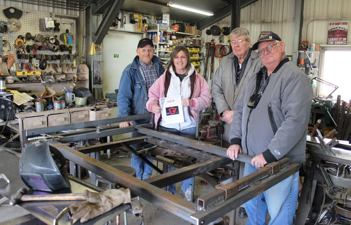 Thorson Mike and Sharon Fries and Bob and Don Thorson