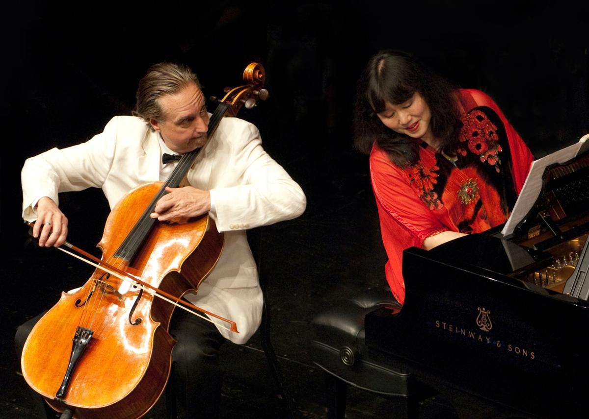 Finckel and Han: Duo to perform at Hamilton's Performing Arts Center