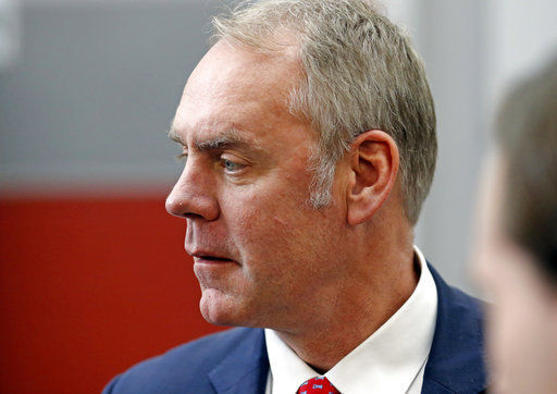 Zinke says Interior should be a partner with oil companies
