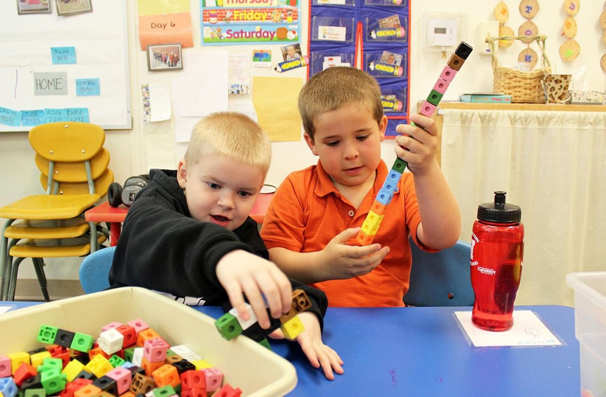 Classroom 101: Transitional Kindergarten prepares young students for school