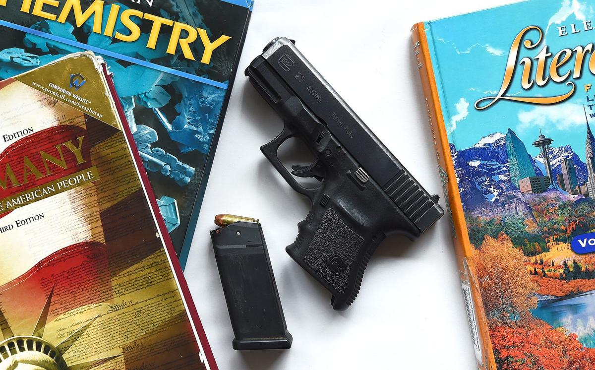 Glock and books 1