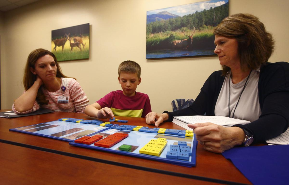Pediatrician on lookout for dyslexia after son diagnosed