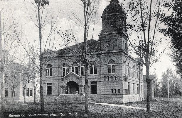 Bitterroot Icons: Ravalli County Courthouse