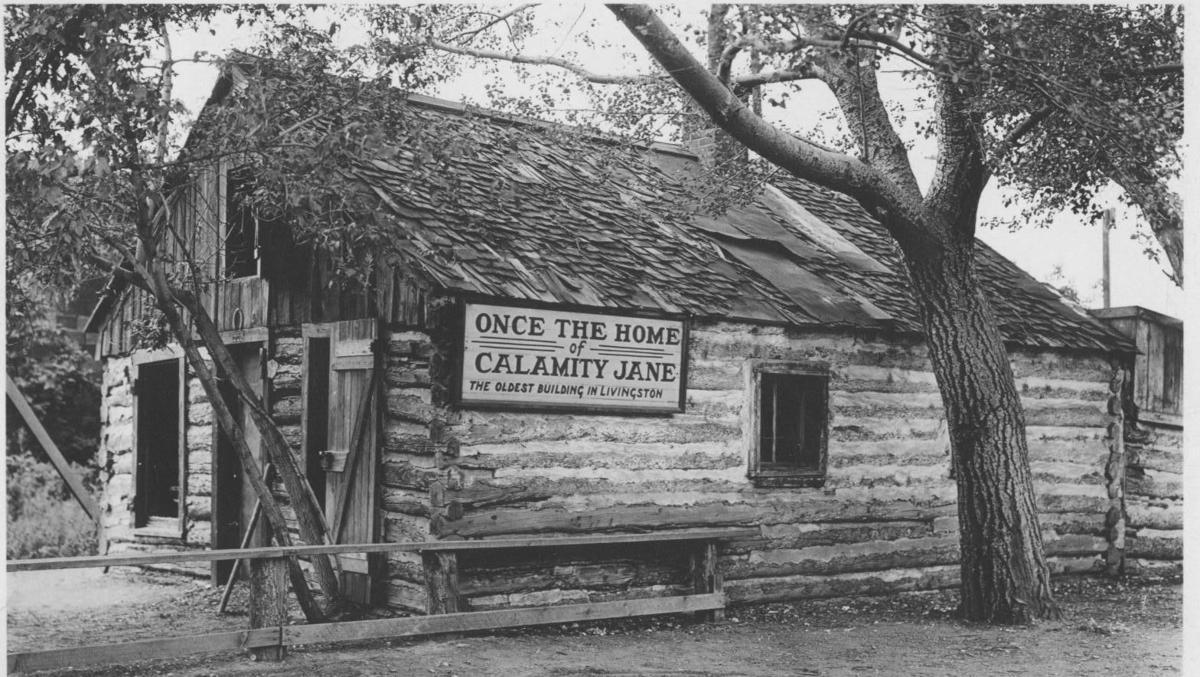 Calamity Jane once called Hamilton home