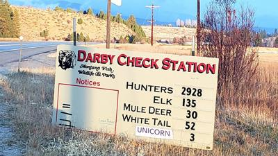 Darby check station