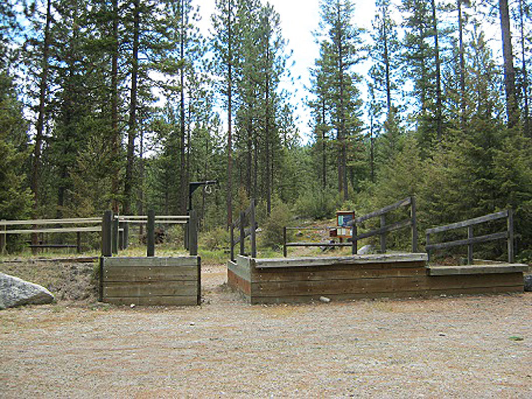 Campground Improvement Project at Lake Como Sept. 16-17