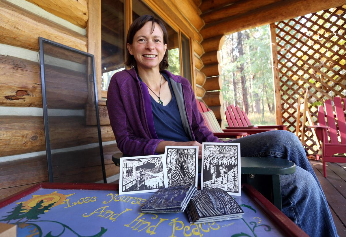 Wilderness inspired: Artists team up to create note cards to mark act's 50th anniversary